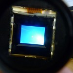 Kopin VGA with VR4 Optics